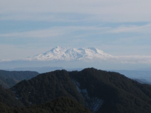 What a stunning view of Mt Ruapehu
