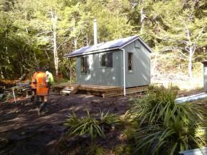 New Maropea Forks Hut