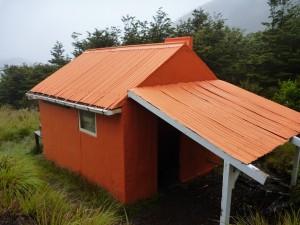 Top Maropea Hut