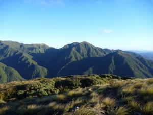 East and West Peaks