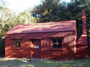 The original Waihohonu Hut